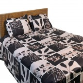 http://www.arapshop.com/Double king Size Cotton Bed Sheet 514