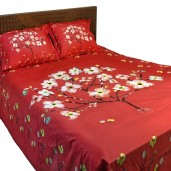 http://www.arapshop.com/Double king Size Cotton Bed Sheet 517