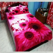 http://www.arapshop.com/Double Size Cotton Bed Sheet 3 pcs 529