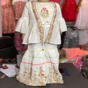 http://www.arapshop.com/Indian Gharara Dress 146